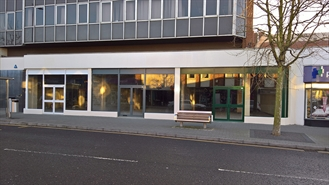 1,619 SF Shopping Centre Unit for Rent  |  Unit C, Oadby, LE2 5BJ