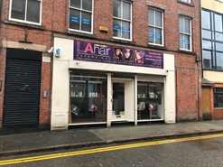 318 SF High Street Shop for Rent  |  1 Brightmoor Street, Nottingham, NG1 1FD