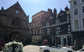1,509 SF High Street Shop for Sale  |  6 The Square, Shrewsbury, SY1 1LA