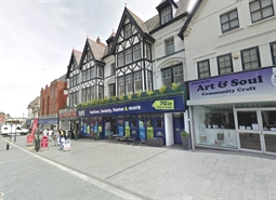 5,005 SF High Street Shop for Rent  |  26-28 Station Road, Colwyn Bay, LL29 8BU