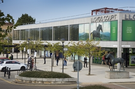 1,440 SF Shopping Centre Unit for Rent  |  Unit 1B, Lloyds Court, Milton Keynes, MK9 3EH