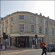 1,755 SF High Street Shop for Rent  |  33 Westgate Street, Ipswich, IP1 3DR