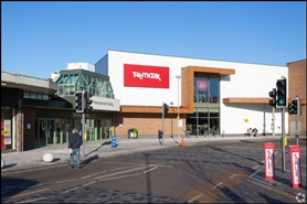 1,248 SF Shopping Centre Unit for Rent  |  Hempstead Valley Shopping Centre, Gillingham, ME7 3PB