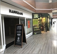 1,184 SF Shopping Centre Unit for Rent  |  Unit 31, Coventry, CV1 1QX
