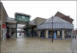 696 SF Shopping Centre Unit for Rent  |  Unit 27, Belvoir Shopping Centre, Coalville, LE67 3XB