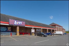 3,136 SF Shopping Centre Unit for Rent  |  Units 1-3, Albion Centre, Ilkeston, DE7 8AG