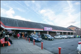 2,070 SF Shopping Centre Unit for Rent  |  Unit 2-4, Albion Centre, Ilkeston, DE7 8AG