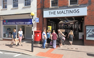 6,232 SF Shopping Centre Unit for Rent  |  The Maltings, Ross-on-Wye, HR9 7YB