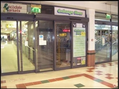 86 SF Shopping Centre Unit for Rent  |  Kiosk, Exchange Shopping Centre, Rochdale, OL16 1EB