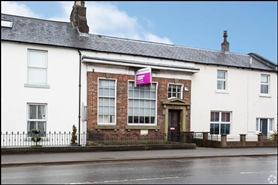 1,099 SF High Street Shop for Sale  |  23 Bridge Street, Carlisle, CA6 5UB