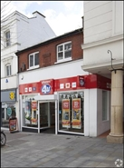852 SF High Street Shop for Rent  |  37 Union Street, Aldershot, GU11 1EP