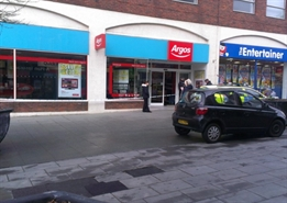 8,986 SF High Street Shop for Rent  |  6 Worthing Road, Horsham, RH12 1SL