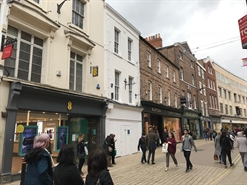 1,568 SF High Street Shop for Rent  |  33 Coney Street, York, YO1 9QL