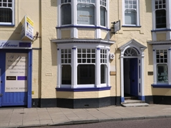 444 SF High Street Shop for Rent  |  Left Side, Lyndum House, Petersfield, GU32 3JG