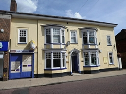 1,039 SF High Street Shop for Rent  |  Rear of Lyndum House, Petersfield, GU32 3JG