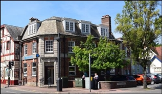 1,685 SF High Street Shop for Rent  |  Barclays Bank Chambers, Torquay, TQ1 4RP