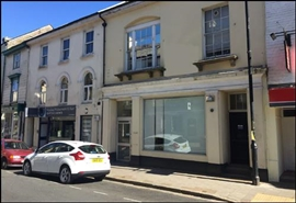 778 SF High Street Shop for Rent  |  50 Fore Street, Callington, PL17 7AQ