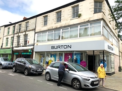 High Street Shop for Rent  |  8-9 Canon Street, Aberdare, CF44 7AT