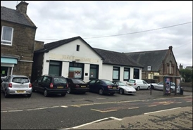 2,139 SF High Street Shop for Rent  |  158 Lanark Road West, Currie, EH14 5NY