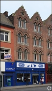 802 SF High Street Shop for Rent  |  10 - 12 New Market Street, Leeds, LS1 6DG