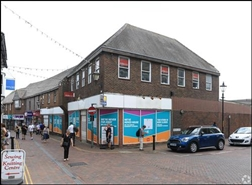 4,533 SF High Street Shop for Rent  |  17 - 25 New Rents, Ashford, TN23 1DX
