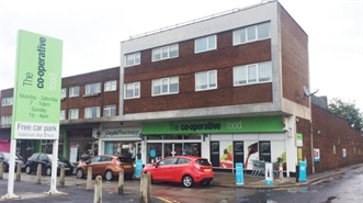 3,477 SF High Street Shop for Rent  |  121 Manor Court, Sutton Colfield, B74 2HE