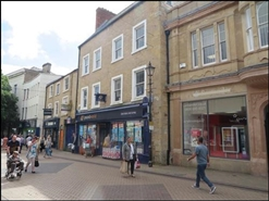 2,122 SF High Street Shop for Rent  |  5 - 7 Stockwell Gate, Mansfield, NG18 1JY