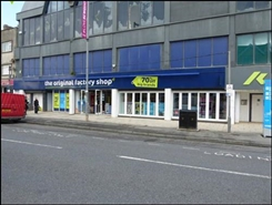 7,022 SF High Street Shop for Rent  |  27 - 29 Cliff Road, Newquay, TR7 2NE