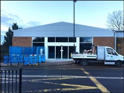 3,078 SF Out of Town Shop for Rent  |  Unit 3, Ammanford, SA18 3EH