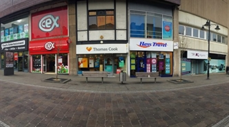 1,178 SF Shopping Centre Unit for Rent  |  54 Kirkgate. Kirkgate Shopping Centre, Bradford, BD1 1TQ