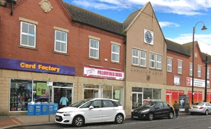 1,679 SF High Street Shop for Rent  |  Unit 2, Carleton Court, Lord Street, Fleetwood, FY7 6LY