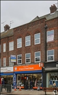 1,453 SF High Street Shop for Rent  |  124 - 126 High Street, Ilford, IG6 2DU