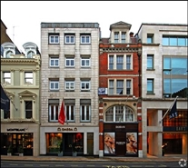 340 SF High Street Shop for Rent  |  11 Old Bond Street, London, W1S 4PN