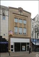 1,507 SF High Street Shop for Rent  |  37 - 39 St Sepulchre, Doncaster, DN1 1TD