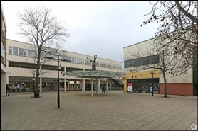 2,980 SF Shopping Centre Unit for Rent  |  Waterdale Centre, Doncaster, DN1 3JN