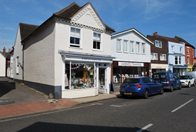 High Street Shop for Sale  |  38 High Street, Emsworth, PO10 7AW