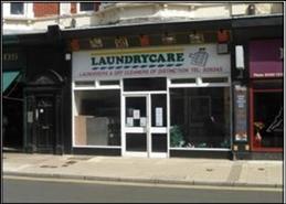 592 SF High Street Shop for Rent  |  59 Osborne Road, Southsea, PO5 3LS