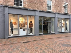 1,900 SF High Street Shop for Rent  |  25/27 Chestergate, Macclesfield, SK11 6BX