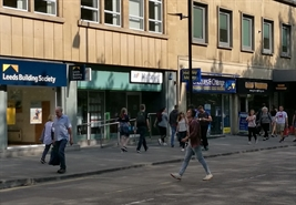 858 SF High Street Shop for Rent  |  Unit 4 Vintry Building, Wine Street, Bristol, BS1 2BD