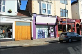 832 SF High Street Shop for Rent  |  5 Albert Road, Southsea, PO5 2SE