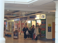 1,213 SF Shopping Centre Unit for Rent  |  13 & 15, Flottergate Mall, Freshney Place, Grimsby, DN31 1ED