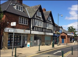 1,864 SF High Street Shop for Rent  |  22 Laughton Road, Sheffield, S25 2PS