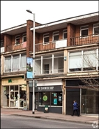 493 SF High Street Shop for Rent  |  23 Paris Street, Exeter, EX1 2JB