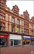 725 SF High Street Shop for Rent  |  17 Queen Victoria Street, Reading, RG1 1SY