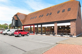 1,574 SF Shopping Centre Unit for Rent  |  Unit 2, Seed House, Uckfield, TN22 5DQ