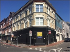 2,975 SF High Street Shop for Rent  |  11 - 13 Kings Road, Reading, RG1 3AR