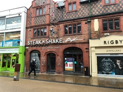1,120 SF High Street Shop for Rent  |  14 Frodsham Street, Chester, CH1 3JL