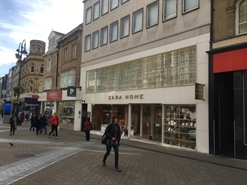 1,662 SF High Street Shop for Rent  |  56/57 Briggate, Leeds, LS1 6LH