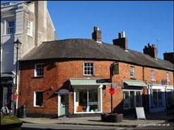 443 SF High Street Shop for Rent  |  83 High Street, Wimborne, BH21 1HS