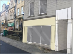 550 SF High Street Shop for Rent  |  24 Baxtergate, Whitby, YO21 1BW